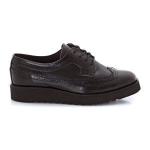 Zapatos tipo Derbies de piel R studio