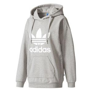 Sweat-shirt à capuche Trefoil adidas Originals