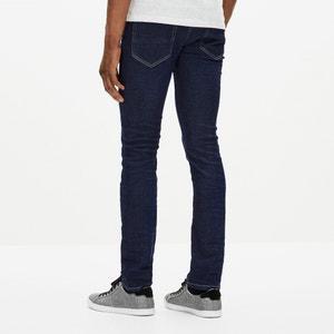 Slim jeans Powerflex® AFOWUT in brut stretch denim, lengte. 34 CELIO