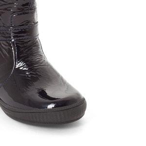 Boots, gelakt model met sterrenprint, Slavika BOPY