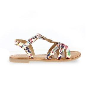 Badami Leather Sandals LES TROPEZIENNES PAR M.BELARBI