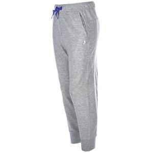 Pantalon de jogging Wardrobe pour bébé fille en gris chiné adidas