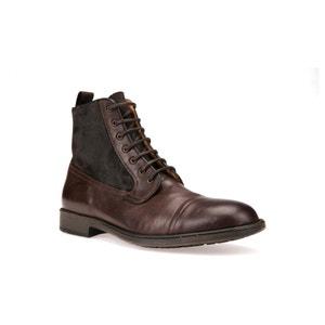 Boots in leer Jaylon GEOX