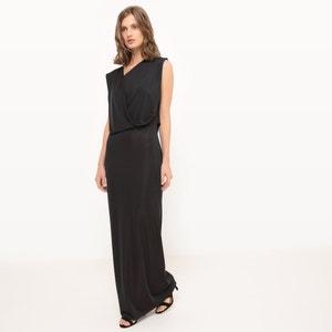 Długa sukienka bez rękawów MANON VANDRISSE POUR LA REDOUTE