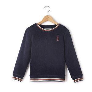 Towelling Sweatshirt, 3-12 Years abcd'R