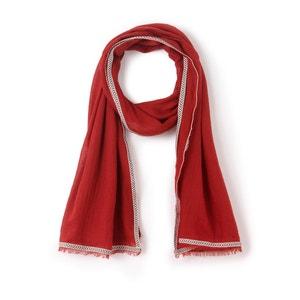 Bedrukte foulard R studio
