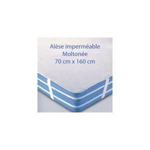 Alèse imperméable Molletonnée 160 x 70 cm pour lit junior PETITE CHAMBRE