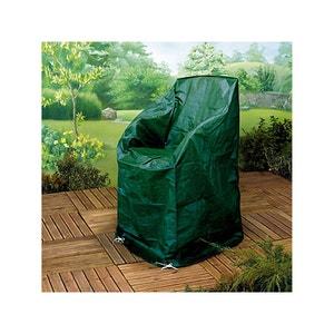 Housse mobilier de jardin la redoute for Coudre housse fauteuil