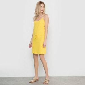 Sukienka na cienkich plecionych ramiączkach R essentiel