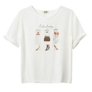 Tee-shirt manches courtes imprimé MOLLY BRACKEN