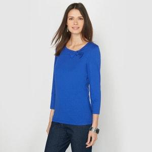 Camiseta, algodón & modal ANNE WEYBURN