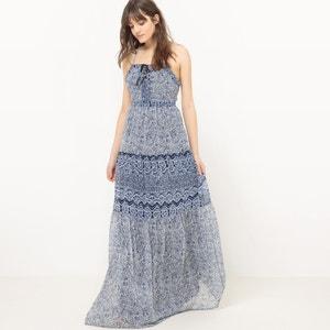 Printed Maxi Dress PEPE JEANS