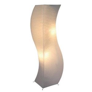Lampadaire papier de riz 123 cm ATLANTIC