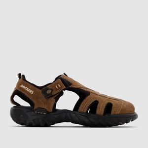 Sandálias com presilha autoaderente DOCKERS BY GERLI