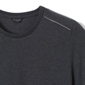 T-shirt cerniera ai lati JACK & JONES