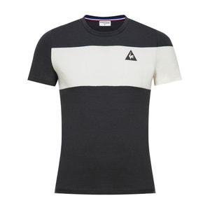 Short-Sleeved Crew Neck T-Shirt LE COQ SPORTIF