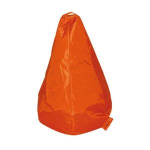 Pouf orange la redoute for Matelas exterieur 80x120