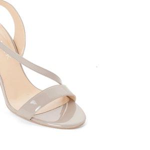 Sandali pelle tacco a spillo JONAK