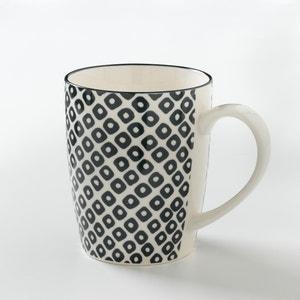 Mug Akiva in porselein (set van 4) La Redoute Interieurs