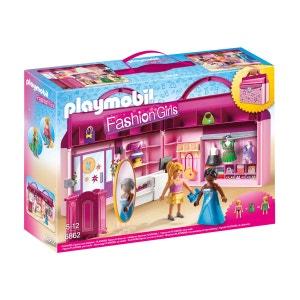 Playmobil 6862 Fashion Girls : Magasin transportable PLAYMOBIL