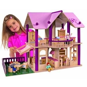Eichhorn 100002513 Villa de poupée Eichhorn EICHHORN