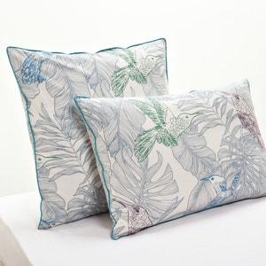 Hindura Printed Housewife Pillowcase La Redoute Interieurs