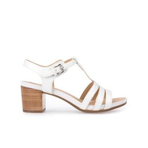 Sandales à talon D Symi C GEOX