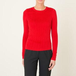 Pullover, plissiert CARVEN