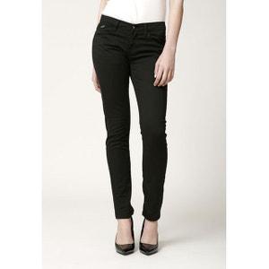 Jeans slim push up stretch noir RICA LEWIS