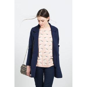 Mid-Length Pure Wool Coat COMPANIA FANTASTICA