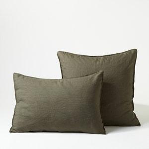Funda de almohada de lino lavado Elina AM.PM.