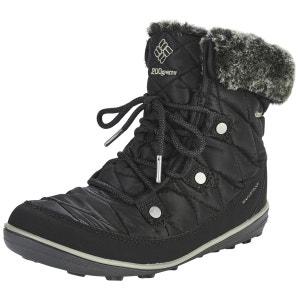 Minx  - chaussures d'hiver femme - ii mid omni-heat gris/noir  gris Columbia  La Redoute