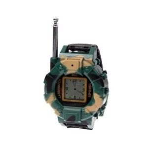 Kit talkie walkie jouet montre + oreillette portée 200m push to talk Yonis