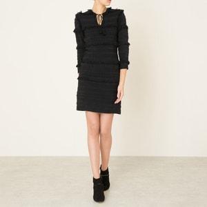 Halflange jurk PHILO ANTIK BATIK
