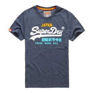 Camiseta Vintage Logo New Tri Tee SUPERDRY