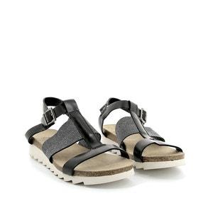Sandales cuir Rieti P-L-D-M-BY PALLADIUM