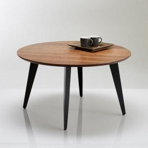 Watford Circular Vintage Coffee Table La Redoute Interieurs