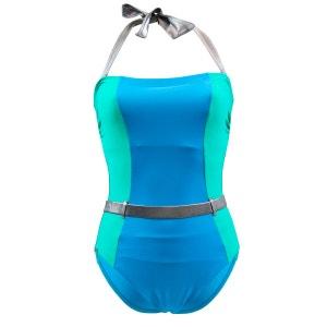 Maillot de bain 1 Pièce Splendide Turquoise KIWI SAINT TROPEZ