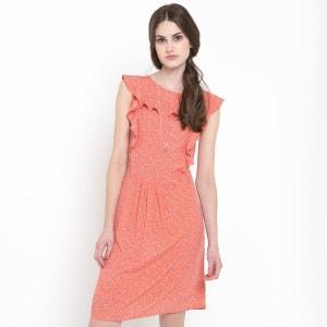 Kleid mit Volants MINI PREISE