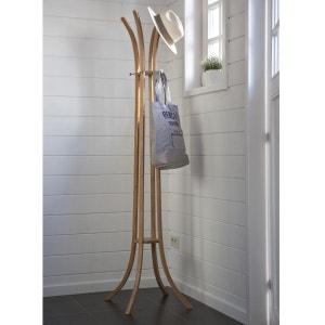 Porte manteaux Teepi 4 branches sur pied, bambou La Redoute Interieurs