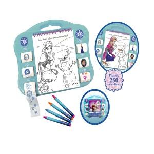 Disney La Reine Des Neiges - Carnet d'activités - LAN25056 LANSAY