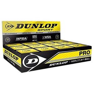 Balles squash Dunlop Pro 12 Ball DUNLOP
