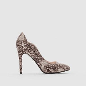 Sapatos aspeto pitão atelier R