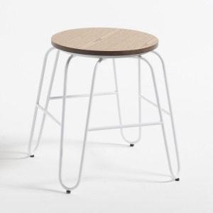 tabouret tabouret de bar en bois design la redoute. Black Bedroom Furniture Sets. Home Design Ideas