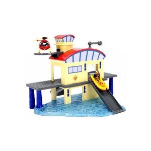 SLP Sam le pompier Ocean Rescue Playset DICKIETOYS