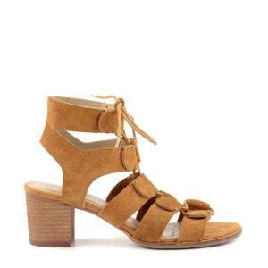 Sandales à talon moyen SACHA