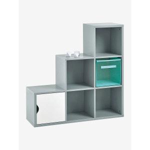 meuble de rangement 6 cases la redoute. Black Bedroom Furniture Sets. Home Design Ideas
