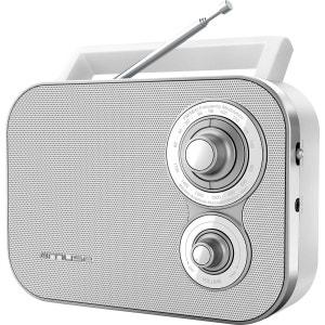 Radio MUSE M-051 RW Blanc MUSE