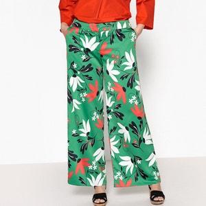 Pantalon large style sporty CASTALUNA