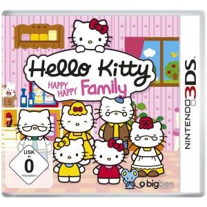 Hello Kitty : Happy Happy Family 3DS BIGBEN